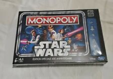 Monopoly Star Wars Edition Spéciale 40ème anniversaire