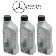 For 3 Liters Fortwo Spec 235.72 Automated Manual Transmission Fluid Genuine