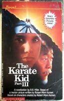 Complete Set Series - Lot of 4 Karate Kid Movie Novels by Bonnie Bryant Hiller
