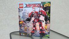 LEGO Ninjago personnage-tai-d robot 70594 robot droïde jumelles NEUF