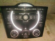 Combiné Radio,CD Contrôle Climatisation Mazda Rx8