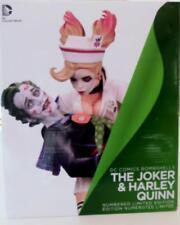 JOKER HARLEY QUINN BOMBSHELLS 1ST FIRST EDITION DC COLLECTIBLES MIB BATMAN