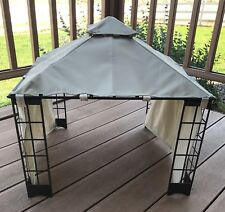 Gazebo Pergola Salesman Sample Store Display Barbie GIJoe Mini Pet Shelter Tent