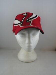 New Jersey Devils Hat (VTG) - Big Logo by the Game - Adult Snapback