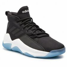 Adidas Streetfire Cloudfoam Size 12 Basketball Shoes Sneakers F34966 Black/White