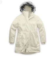 $299 NWT THE NORTH FACE WOMEN'S DOWNTOWN ARCTIC DOWN PARKA COAT