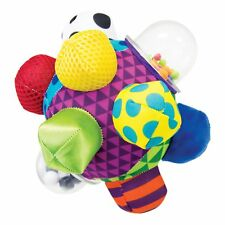 Developmental Toy For 1 Year Old Babies Kid Boy Girl Learning Soft Rattle Ball