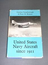 Aviation Avions militaires de la Navy depuis 1911 etude illustrée en anglais