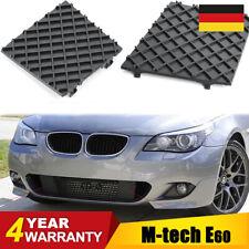 ORIGINAL für BMW E60 E61 M PAKET GITTER GRILL BLENDE VORNE STOßSTANGE M-TECH