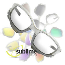 UV400 Clear Replacement Lenses For Oakley Jawbone ~ Safety ~ 100% UVProtection