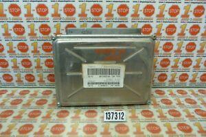 01 2001 02 2002 CHEVROLET BLAZER  ENGINE COMPUTER ECU ECM 12200411 DLAC OEM