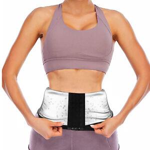 Waist Trimmer For Women Weight Loss Sauna Trainer Wrap Belt Sweat Stomach Shaper