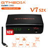 GTmedia HD Digital Satellite Receiver DVB-S2/S2X V7S2X FTA Sat Decoder +USB WIFI