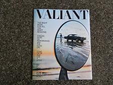 1970 CHRYSLER  VG VALIANT HARDTOP SALES BROCHURE  100% GUARANTEE.