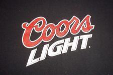 Coors Light T-Shirt Steve & Barry's Mens Womens Large