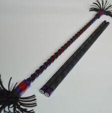 Alu Flower Stick purple/red Devil Sticks Stix Juggling Sticks Educational Toy