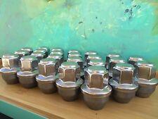 OEM Factory Stock Ford F150 2015 - 2016 Lug Nuts Set (24) 14x1.5mm Lugs