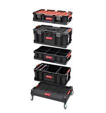 QBRICK System Two Werkzeugkoffer Werkzeugkiste Werkzeugbox Mobile Werkstatt Top