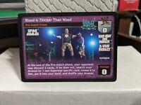 Near Mint Dudley Boyz Buh-Buh Ray Raw Deal Buh-Buh Bomb UR Foil