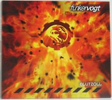 "Funker Vogt - ""Blutzoll"" - Limited Edition Pappcover DCD - wie Neu !!!"