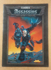 Assassins   Codex OOP    Warhammer 40K 40,000  Games Workshop