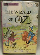 The Wizard Of Oz By L. Frank Baum Vintage HB Book 1963  Companion Library