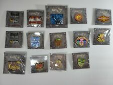 New Rare! 14 Firefly Crate Enamel Pins from Qmx