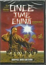 Jet Li - Once Upon a Time in China (1991)UNCUT DOPPEL DVD Neu/OVP