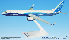 Flight Miniatures Boeing 737-900w House Colors 2004 Demo Livery 1:200 Scale New