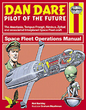 Haynes Owners Workshop Manual - 125 Pages - Dan Dare Pilot Of the Future   New