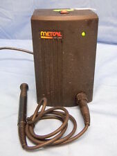 Metcal SP-PW1-10 Smart Heat Soldering System Power Supply w/Wand & Tip TESTED
