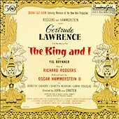 The King and I [Original 1951 Cast] - Gertrude Lawrence (CD 1993)