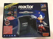 SEGA Mega Drive Reactor Wireless Gaming Console #C3