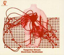 Tangerine Dream - Electronic Meditation [New CD] Rmst