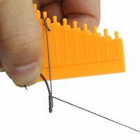1PCS Carp Fishing Accessories Hair Gauge for Carp Hair Rig Measurement Tool Carp