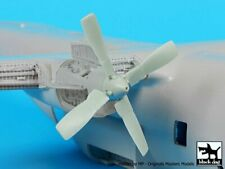 Black Dog 1/72 C-130 Hercules Aircraft 4-bladed Propellers (for Italeri) A72042