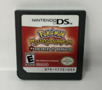Pokemon Mystery Dungeon Explorers of Darkness (Nintendo DS) Game Authentic