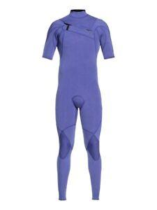 QUIKSILVER Men's 2/2 HIGHLINE LTD MONOCHROME CZ Wetsuit - BYD0 - Size Medium