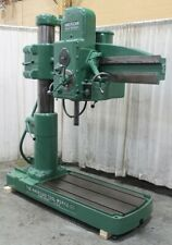"4' X 9"" American Hole Wizard Radial Arm Drill: Yoder #62917"