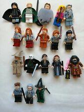 18 figuras Harry Potter. Compatibles con Lego. Nuevas