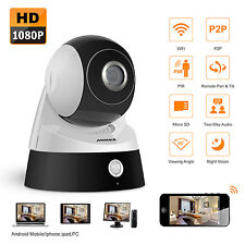 ANNKE WiFi Wireless 1080P HD IP Network WDR Night Vision Home Security Camera
