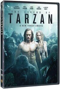 The Legend of Tarzan [New DVD] Eco Amaray Case