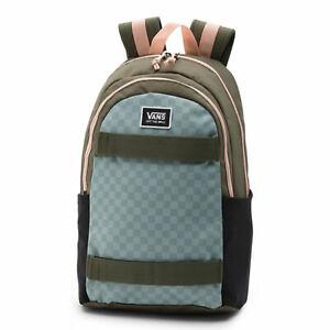 VANS Strand Skate Pack Backpack Laptop Sleeve New