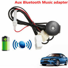 Car Stereo Radio Aux USB Adaptor Bluetooth Cable Harness For Ford Ba-Bf Falcon