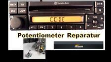 Mercedes-Benz Special Potentiometer Poti Reparatur CD Alpine MF2297