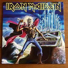 """Iron Maiden - Run To The Hills 7"""" Vinyl"""
