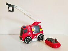 Ferngesteuerte Feuerwehr mit Sound + Licht von Silverlit [81130]