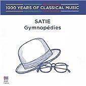 Satie - Gymnopédies: 1000 Years Of Classical Music Vol. 74, Stephanie McCallum C