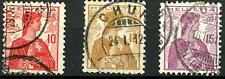 """SWITZERLAND - SVIZZERA - 1909 - """"Helvetia"""". Nuovo tipo"""
