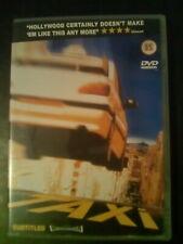 Taxi DVD (2005) Sammy (DIR) cert 15
